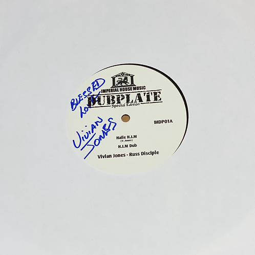 Dubplate A/B - Signed Copy
