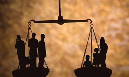 DEUS AMA A JUSTIÇA E O DIREITO