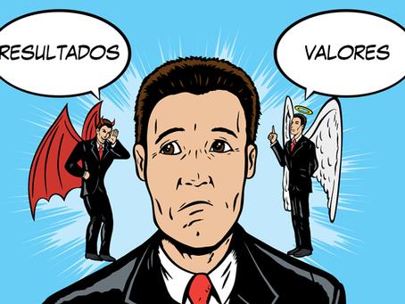 A ilusão de ética da sociedade brasileira