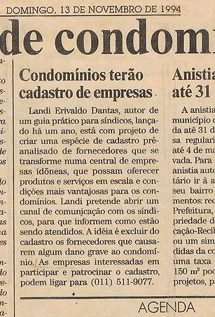 Novembro de 1994