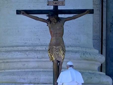 A história do crucifixo milagroso