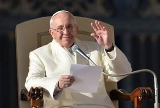 Papa Francisco fala sobre a situação política e social no Brasil