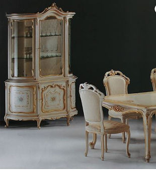 Barocco Dining Suite
