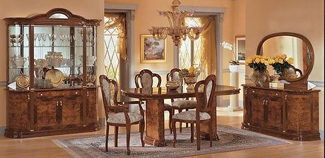 Classic Dining Suite