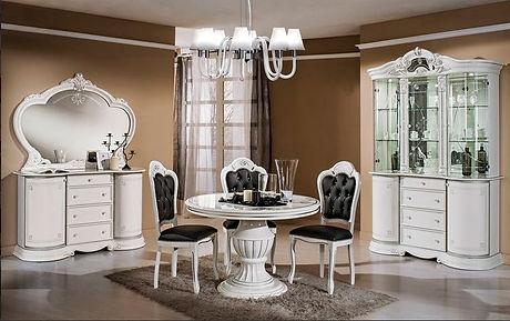 Contempo Dining Suite