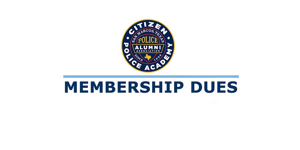 2020 Annual SMCPAAA Membership Dues