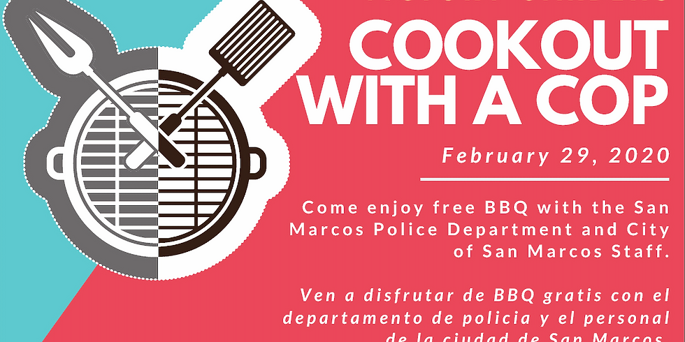 Volunteer Opportunity - Victory Gardens cookout with a Cop