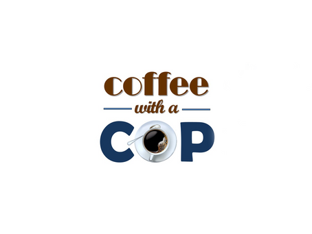 Coffee with a cop was a success!