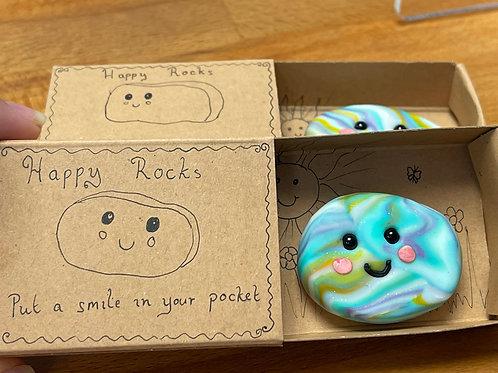 Happy Rocks in a Box