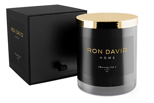 RON DAVID | OBSESSION VOLUME # 1  - CANDLE