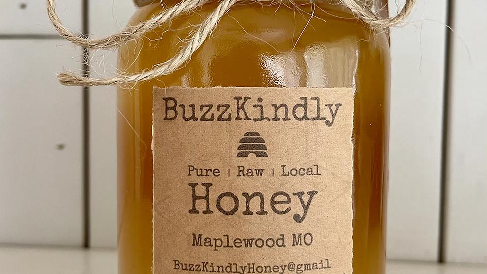 BuzzKindly Missouri Honey 20 oz Jar