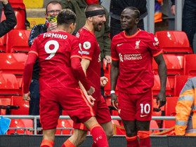 Liverpool Season Review 20/21