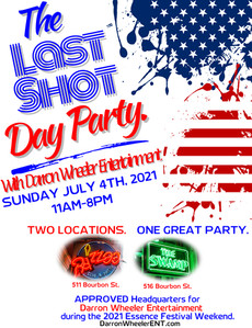 LAST SHOT DAY PARTY