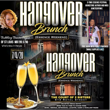6th Annual Hangover Brunch