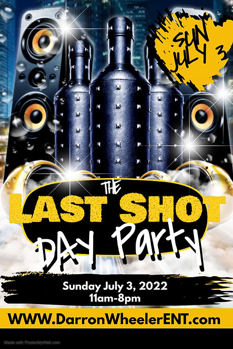 Copy of RNB Party Poster - Made with Pos