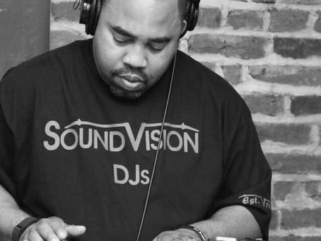 DWE's #FireHotFeatures:                         DJ Kenny K of Baltimore Maryland