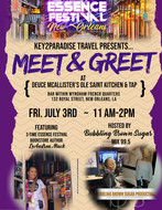 Keys 2 Paradise Travel Meet & Greet