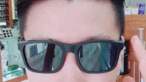 Electrochromic goggles Transition