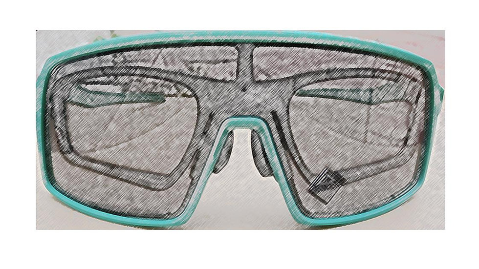 Oakley SUTRO Prescription clip