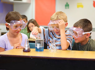 Primary science lesson iStock_0000067233