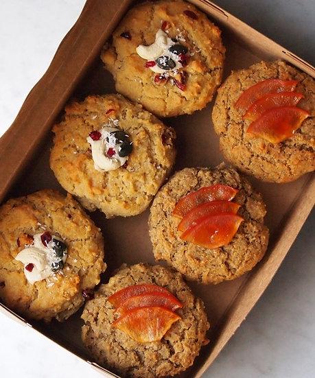 Lovin'Muffins December B [gluten-free]