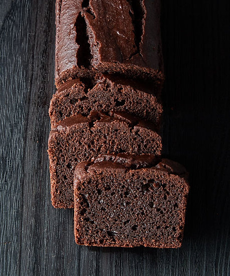 Chocolate Brandy Cake [gluten-free]