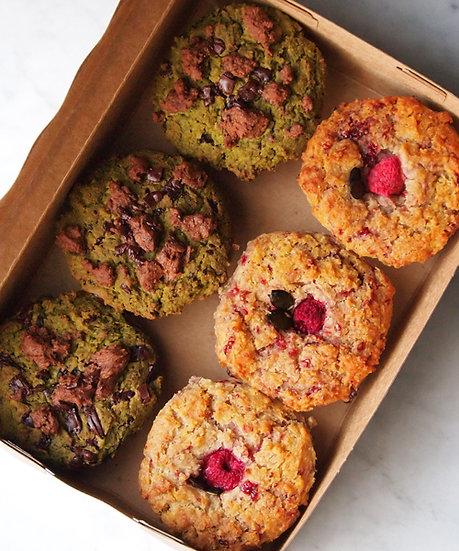Lovin'Muffins December A [gluten-free]