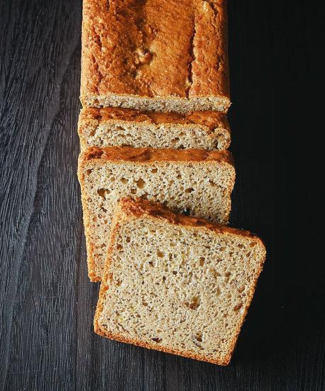 Banana Bread [gluten-free]