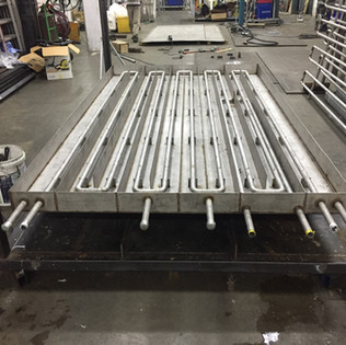 Cooling Coil Tank
