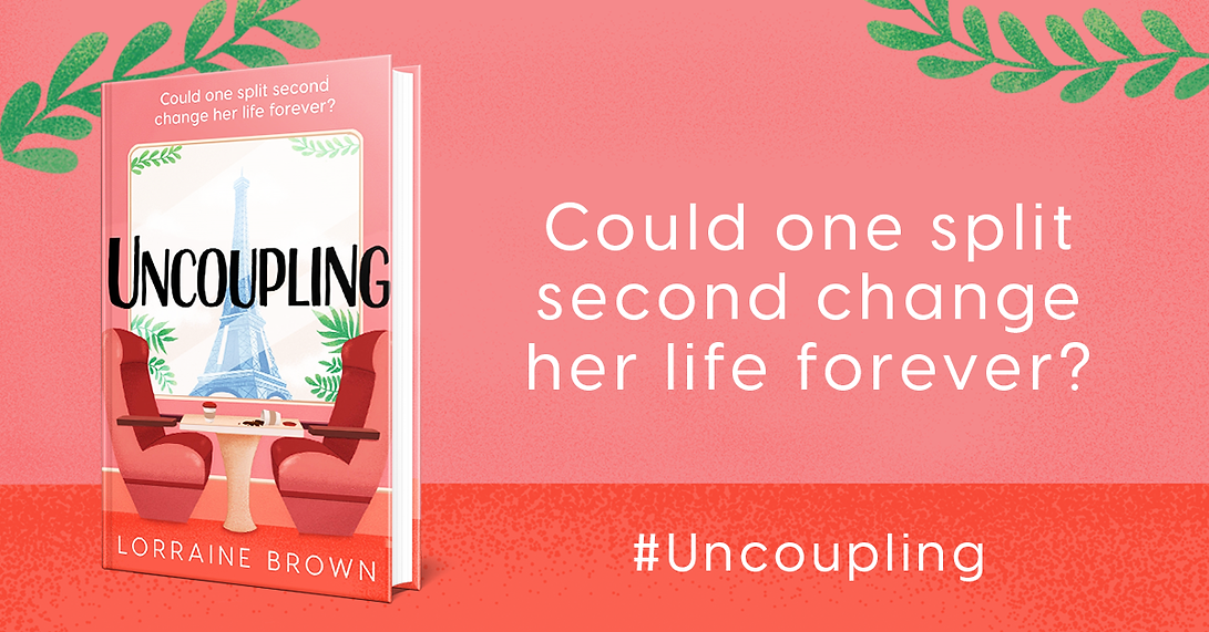 Uncoupling book cover Lorraine Brown book