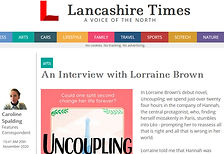 Lancashire Times interview