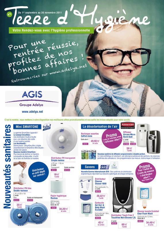 Tract Promotionel Adelya