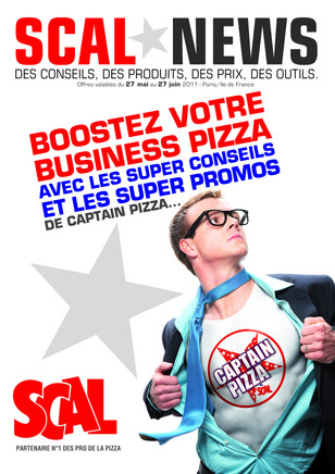 Tract promotionel SCAL