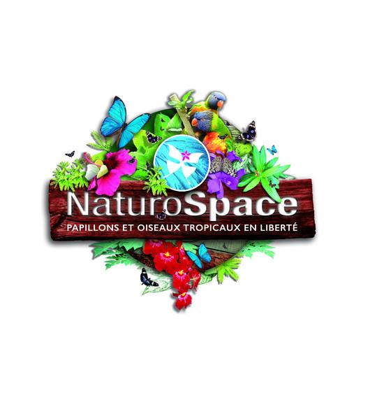 Création du Logo enrichi pour le Naturospace d'Honfleur
