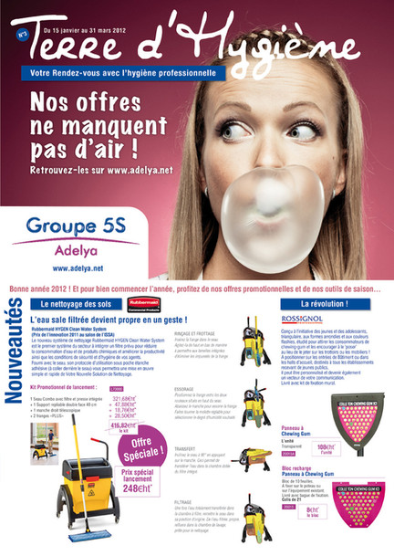 Tract Promotionnel