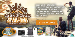 Page de Jeu Grand Quiz