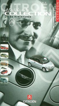catalogue Citroën Produits dérivés