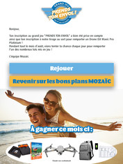 Lettre mailing