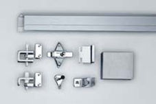 through bolt hardware toilet partitions