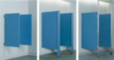 Bathroom Privacy Screens