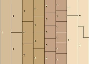 Locker Configuratons