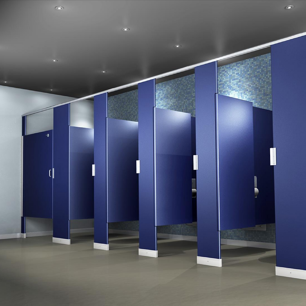 Shower Stalls Canada | Shower Partition Privacy | Public Changing |