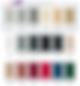 Metal Toilet partition colours selection