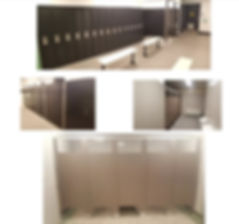 SP STALLS - Phenolic Bathroom Partition