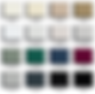 HDPE Solid plastic colour selections