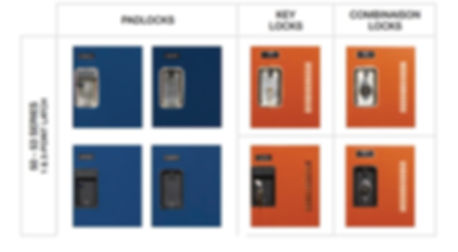 Metal Locker Key Locks