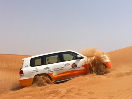 50 Reasons to Visit the UAE in its 50th Year - Part 2: The Great Outdoors