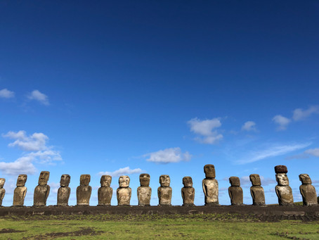 The Last Flight from Easter Island