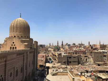 Love on the Nile, or how I fell for Cairo - Part 1