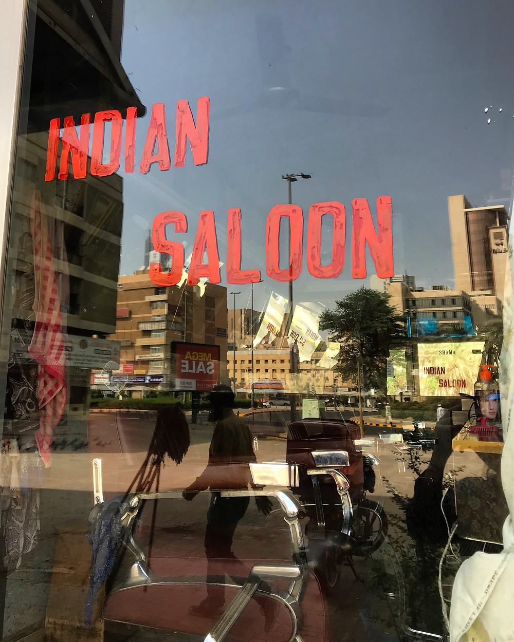 Indian Saloon beauty salon Kuwait